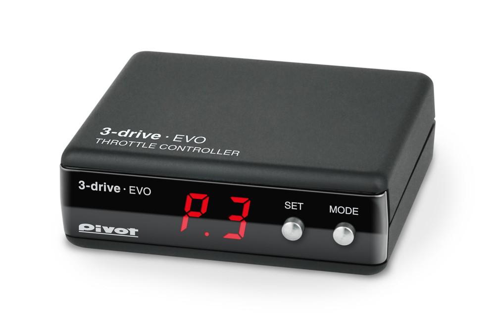 Pivot(ピボット) 3-drive・EVO スロットルコントローラー 品番:3DE