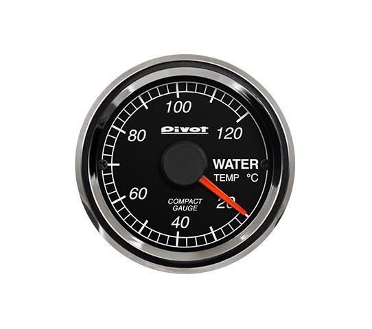 Pivot(ピボット) COMPACT GAUGE52 【シングルメーター 水温計】 品番:CPW