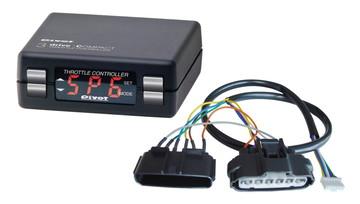 (ピボット) (3DR+TH-1A+BR-2) トヨタ KDH205V 2KD-FTV REMOTEハーネスセット 3-drive 品番:3DR-1A-2 ハイエース・レジアスエース Pivot H16.8- KDH200V/