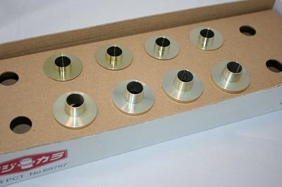 スプーン リジッドカラー(リジカラ) スバル インプレッサ GC8 リア用 品番: 50300-GC8-000