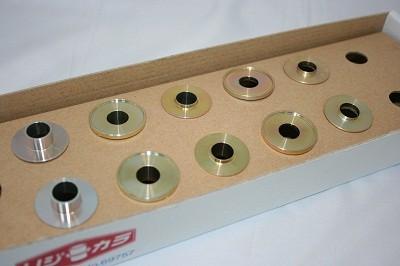 スプーン リジッドカラー(リジカラ) スバル ステラ RN1 フロント用 品番: 50261-RC1-000