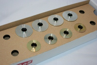 スプーン リジッドカラー(リジカラ) ダイハツ ネイキッド L760S フロント用 品番: 50261-NAK-000