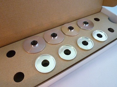 スプーン リジッドカラー(リジカラ) フォルクスワーゲン シロッコ 13C リア用 品番: 50300-GOL-000