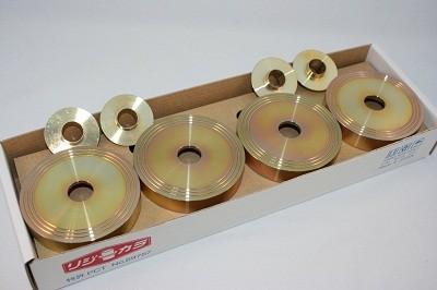 スプーン リジッドカラー(リジカラ) ホンダ アコードワゴン CM2 フロント用 品番: 50261-RR1-000