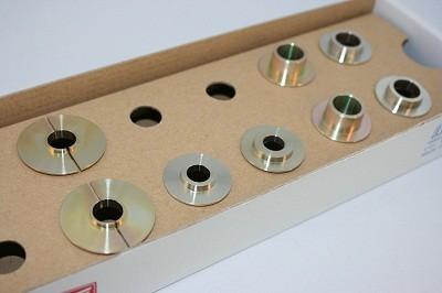 スプーン リジッドカラー(リジカラ) マツダ デミオ DE フロント用 品番: 50261-DE3-000