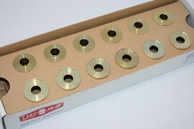 スプーン リジッドカラー(リジカラ) ルノー メガーヌ MF4R2 リア用 品番: 50300-ZF4-000