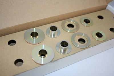 スプーン リジッドカラー(リジカラ) レクサス IS F USE20 リア用 品番: 50300-184-000