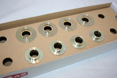 スプーン リジッドカラー(リジカラ) 日産 フェアレディZ Z33 リア用 品番: 50300-Z33-000