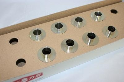 スプーン リジッドカラー(リジカラ) ホンダ アコードワゴン CM1 リア用 品番: 50300-CM2-000