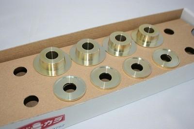 スプーン リジッドカラー(リジカラ) ホンダ エリシオン RR2/RR4 リア用 品番: 50300-RR1-000