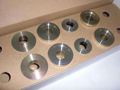 スプーン リジッドカラー(リジカラ) ホンダ エアウェイブ GJ2 フロント用 品番: 50261-GJ1-000