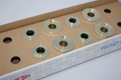 スプーン リジッドカラー(リジカラ) ホンダ ゼスト JE1 フロント用 品番: 50261-JB7-000