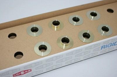 スプーン リジッドカラー(リジカラ) ホンダ ライフ JC1/JC2 フロント用 品番: 50261-JC1-000