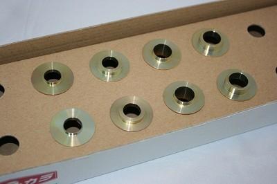スプーン リジッドカラー(リジカラ) トヨタ カローラアクシオ NRE160/NZE161 フロント用 品番: 50261-P91-000