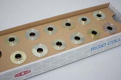 スプーン リジッドカラー(リジカラ) マツダ スクラムワゴン DG64W フロント用 品番: 50261-DA6-000