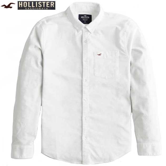 ホリスター メンズ シャツ 新品本物 即納 A ストレッチオックスフォード スリムフィットシャツ 着心地の良さを追求したオールシーズン対応のスタイリッシュなシャツ です 上質 薄手 無地 長袖オックスフォードシャツ ストレッチ HOLLISTER 送料無料 大きいサイズ 正規品 引出物 アメカジ スクール ボタンダウン ビジネス ポケット ホワイト メール便 XLサイズ 保証 カジュアルシャツ