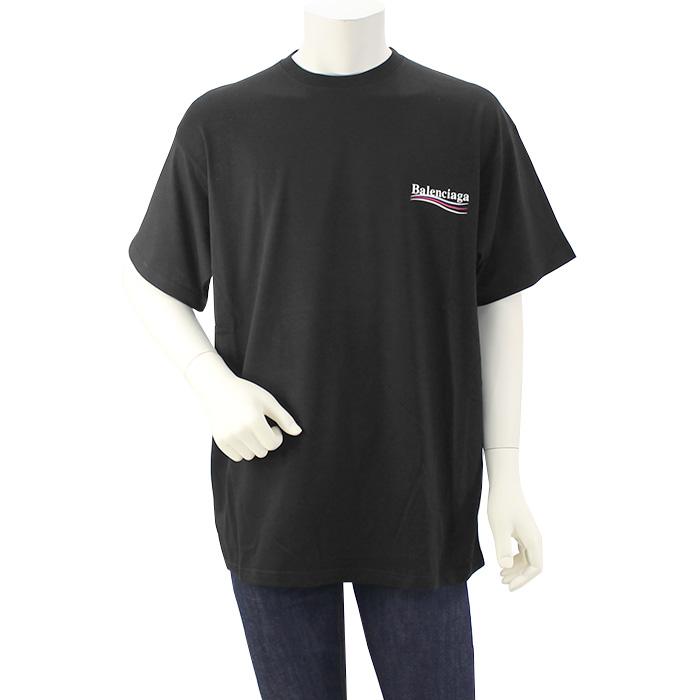 バレンシアガ BALENCIAGA ロゴプリントTシャツ 508203 TAV44