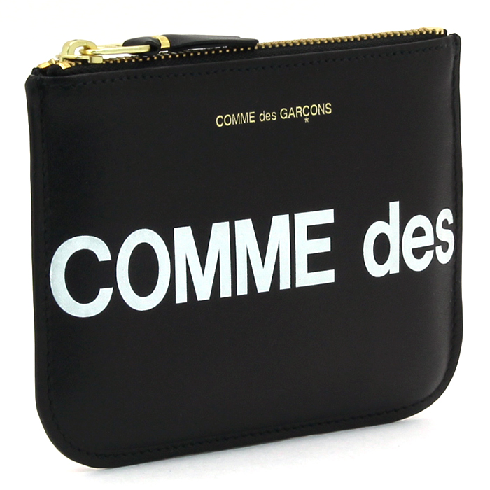 ■送料無料■ コムデギャルソン COMME des GARCONS ヒュージロゴ HUGE LOGO 小銭入れ 財布 SA8100HL