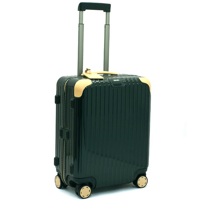 リモワ RIMOWA ボサノバ BOSSA NOVA 42L キャリーケース スーツケース(TSAロック) 870 56