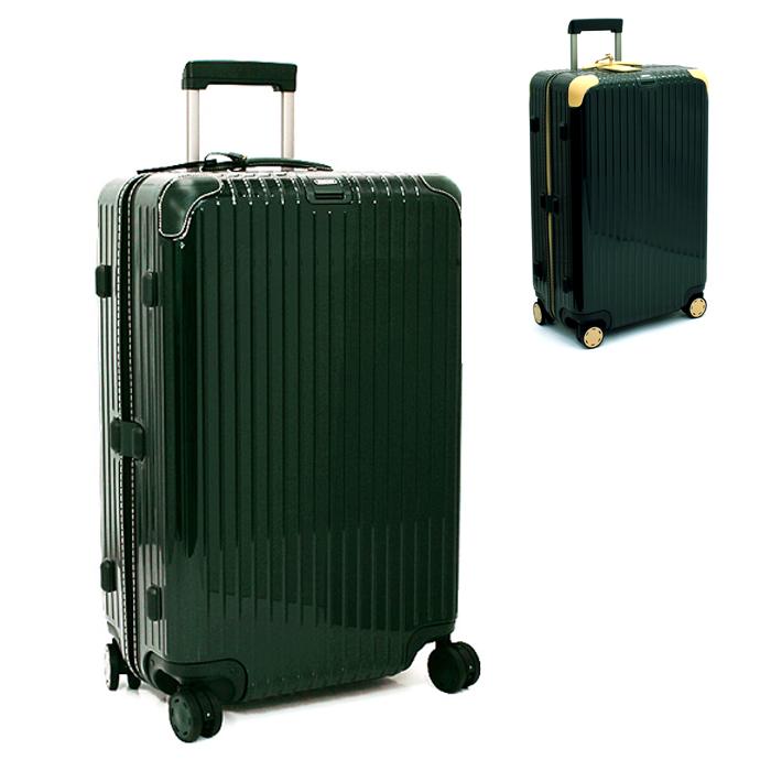 リモワ RIMOWA ボサノバ BOSSA NOVA 75L キャリーケース スーツケース(TSAロック 電子タグ) 870 70