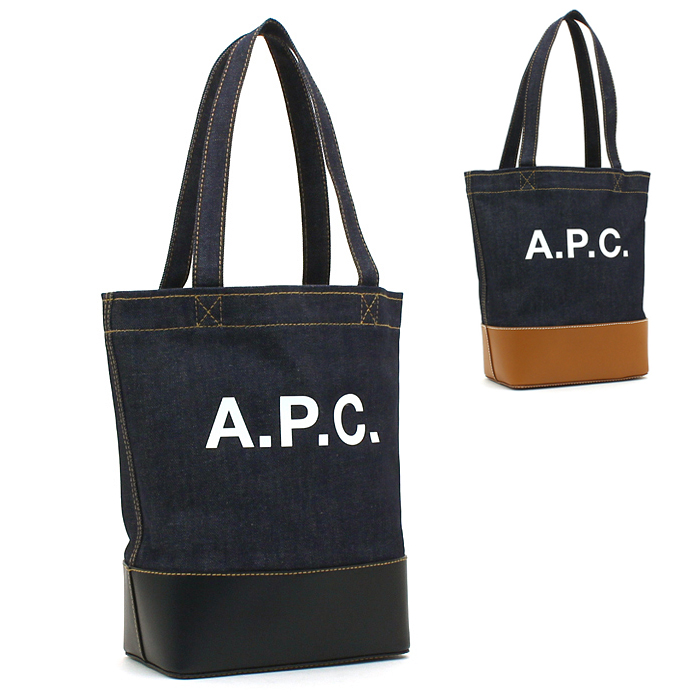 ■店内全品送料無料■ アーペーセー APC アクセル AXELLE トートバッグ F61389 CODDP