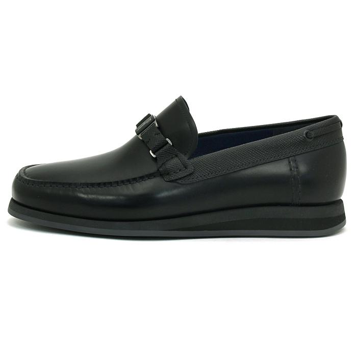 サルヴァトーレフェラガモ Salvatore Ferragamo モカシン レザーシューズ 革靴 ASTER 02B495 メンズ
