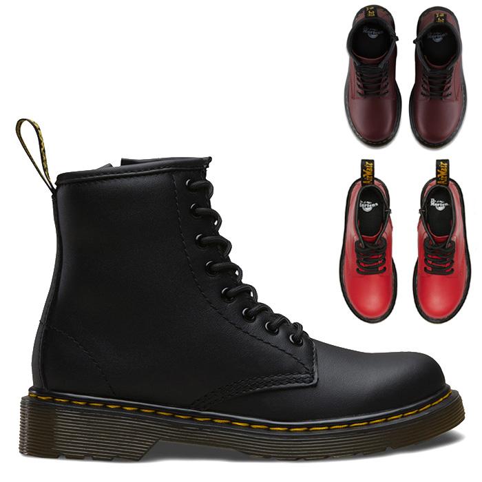 ドクターマーチン Dr.MARTENS 8ホールブーツ 8 EYE BOOT シューズ 靴 1460 JUNIOR キッズ 国内正規品