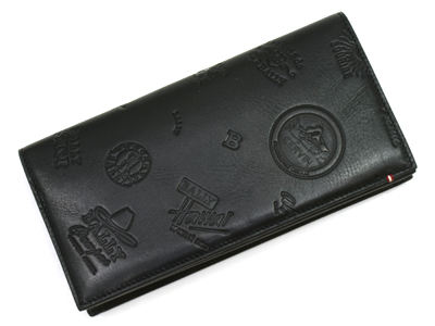 バリー BALLY 長財布 BALIRO T 130 BLACK ブラック 【あす楽対応】