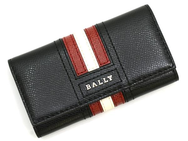 バリー BALLY キーケース TALTOS LT 10 BLACK ブラック【NNPG】