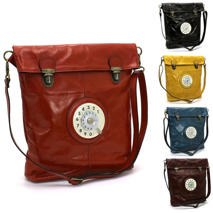 ラティルデ latilde ダイヤルバッグ ショルダーバッグ Flat Phone Bag ラティルド