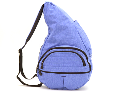 ヘルシーバックバッグ Healty Back Bag ビッグバッグ Big Bag ボディバッグ L 44315 Periwinkle ライトブルーグレー【NNPG】