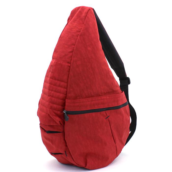 ヘルシーバックバッグ Healty Back Bag ビッグバッグ Big Bag ボディバッグ L 44315 CR クリムゾン【NNPG】