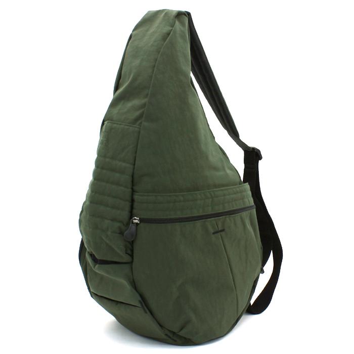 ヘルシーバックバッグ Healty Back Bag ビッグバッグ Big Bag ボディバッグ L 44315 DF ディープフォレスト【NNPG】