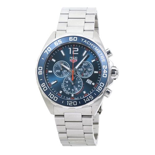 タグホイヤー TAG Heuer フォーミュラ1 クロノグラフ メンズ CAZ1014.BA0842 ブルー 時計/ウォッチ
