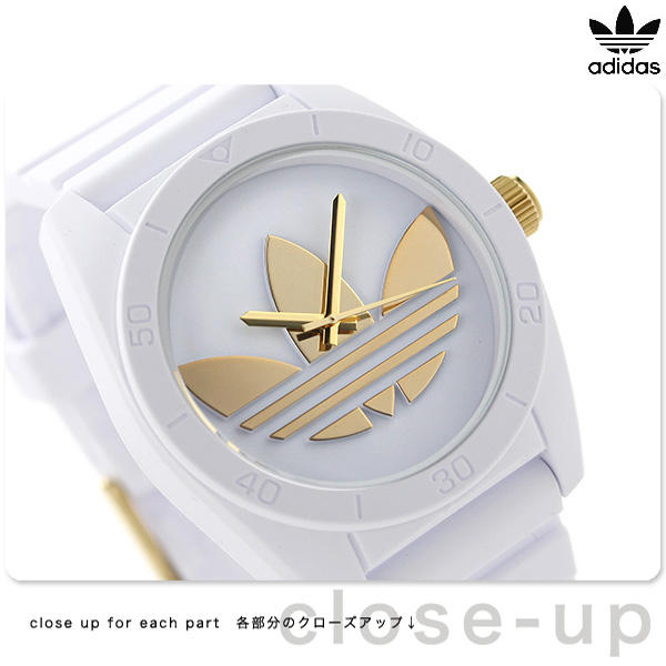Nanaple Rakuten mercado global: adidas Originals Santiago Quartz