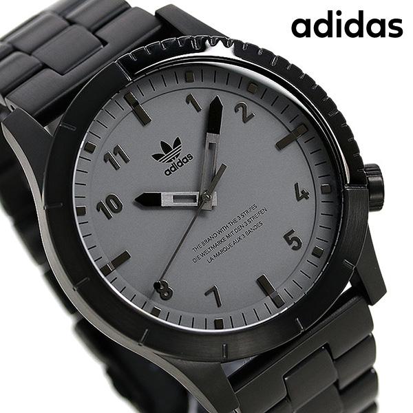 アディダス オリジナルス 時計 メンズ 腕時計 Z03017-00 adidas サイファー_M1 グレー×ブラック【あす楽対応】