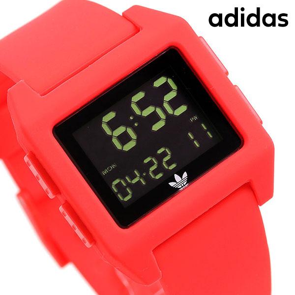 아디다스오리지나르스데지타르멘즈레디스 손목시계 Z153120-00 adidas 어카이브_SP