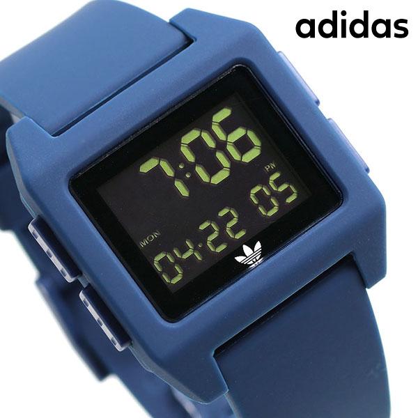 아디다스오리지나르스데지타르멘즈레디스 손목시계 Z153122-00 adidas 어카이브_SP