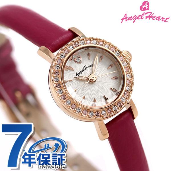 エンジェルハート エターナル クリスタル レディース ET21P-PK AngelHeart 腕時計 シルバー 時計