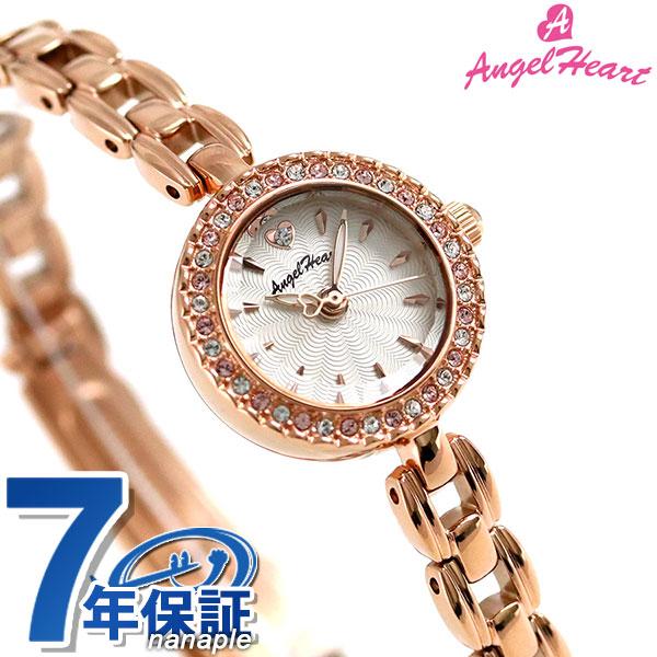 エンジェルハート エターナル クリスタル レディース ET21PS AngelHeart 腕時計 シルバー 時計