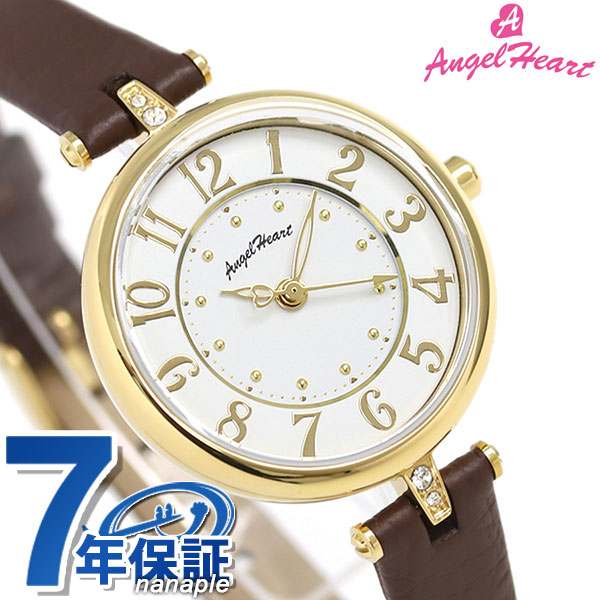 エンジェルハート イノセントタイム ソーラー レディース IT29Y-BW Angel Heart 腕時計【あす楽対応】