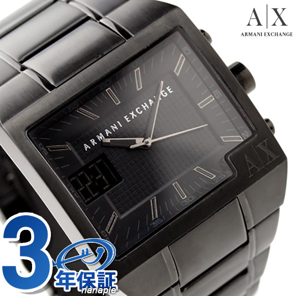 Pat a in total in an Armani exchange men arm; diol black AX ARMANI EXCHANGE AX2088
