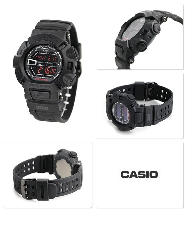 CASIO g-shock g-shock Men in Rusty Black MUDMAN G-9000MS-1DR