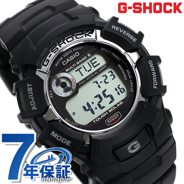 新品 7年保証 送料無料 G-SHOCK 購入 電波 ソーラー CASIO GW-2310-1CR ブラック カシオ あす楽対応 腕時計 スタンダードモデル 買物 時計 Gショック