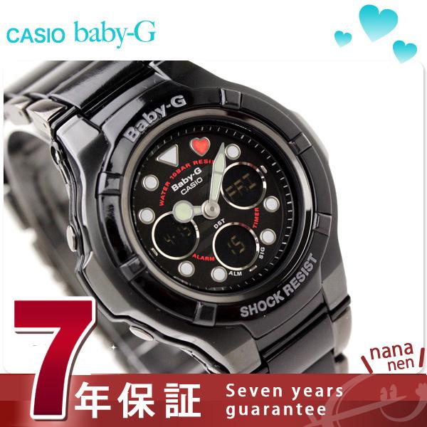 卡西歐Baby-G手錶嬰兒G kompojittorainoruburakku BGA-124-1ADR