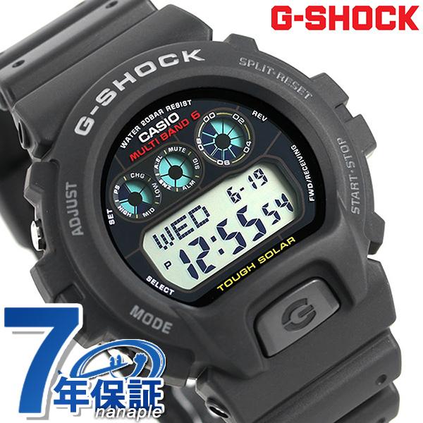 G-SHOCK 電波 ソーラー CASIO GW-6900-1CR 6900 腕時計 カシオ Gショック ブラック 時計【あす楽対応】