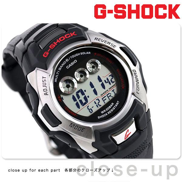 G-SHOCK 電波 ソーラー CASIO GW-M500A-1CR メンズ 腕時計 カシオ Gショック 海外モデル 時計【あす楽対応】