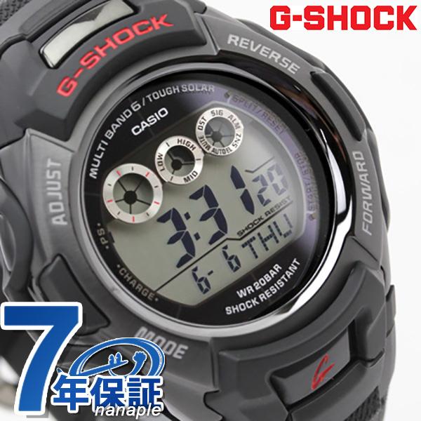G-SHOCK 電波 ソーラー CASIO GW-M530A-1CR メンズ 腕時計 カシオ Gショック 海外モデル ブラック 時計【あす楽対応】