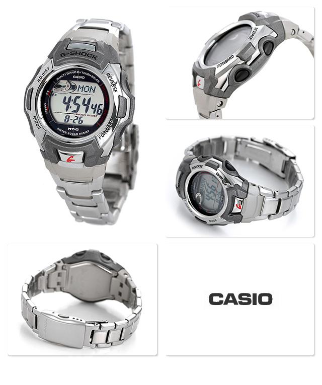 MTG-M900DA-8CR g-shock太阳能电波钟表海外型号人手表银子GSHOCK G-SHOCK CASIO