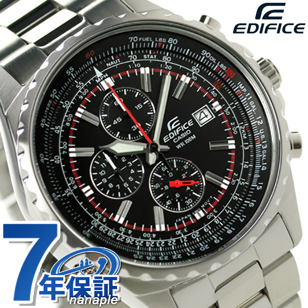 6f79cfbaf nanaple: Casio edifice chronograph quartz men's watch EF-527D-1AVUDF CASIO  EDIFICE black | Rakuten Global Market